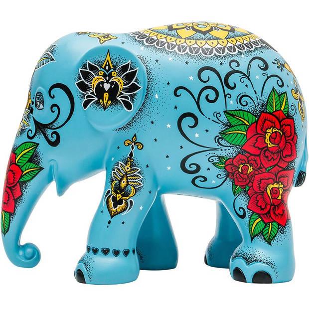 Elephant Parade Gardnerfante - Handgemaakt Olifantenstandbeeld - 20 cm