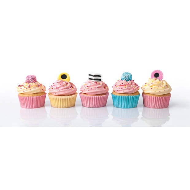 Clementoni puzzel Panorama Cupcakes 1000 stukjes