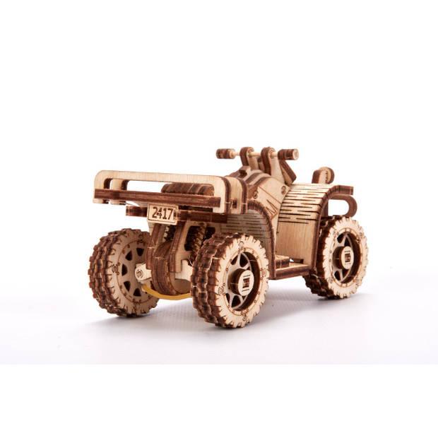 Wood Trick ATV - Houten Modelbouw