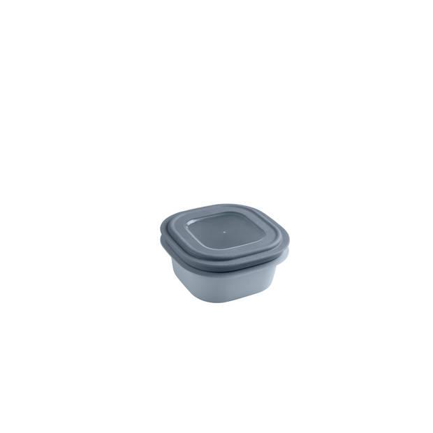Sigma home Vershouddoos 0,5L - blauwgrijs/donkerbl.
