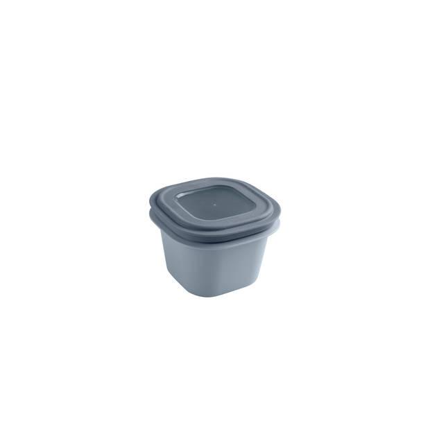 Sigma home Vershouddoos 0,8L - blauwgrijs/donkerbl.