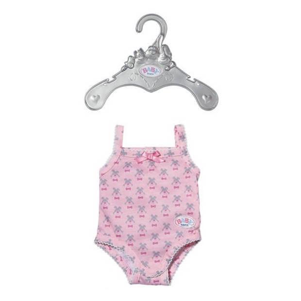 Baby born body 43 cm roze