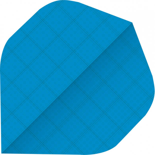 Bull's flights Nylon A-Standard 150 micron blauw