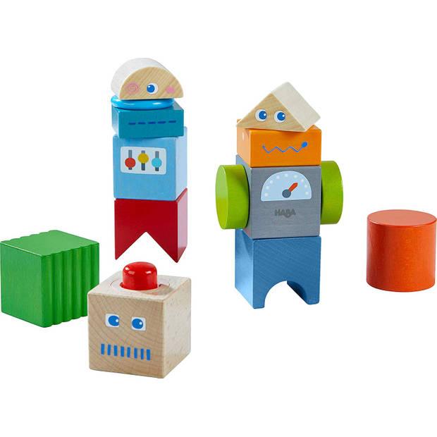 HABA Ontdekkingsblokken Robotvrienden