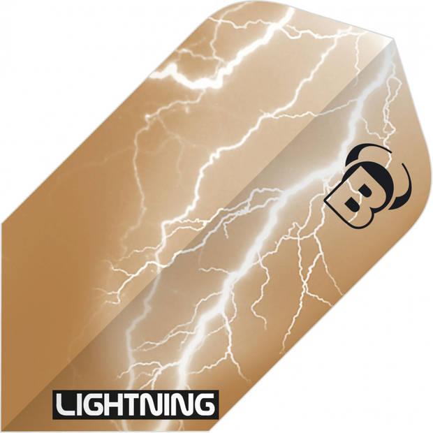 Bull's flights Lightning Slim 100 micron bruin