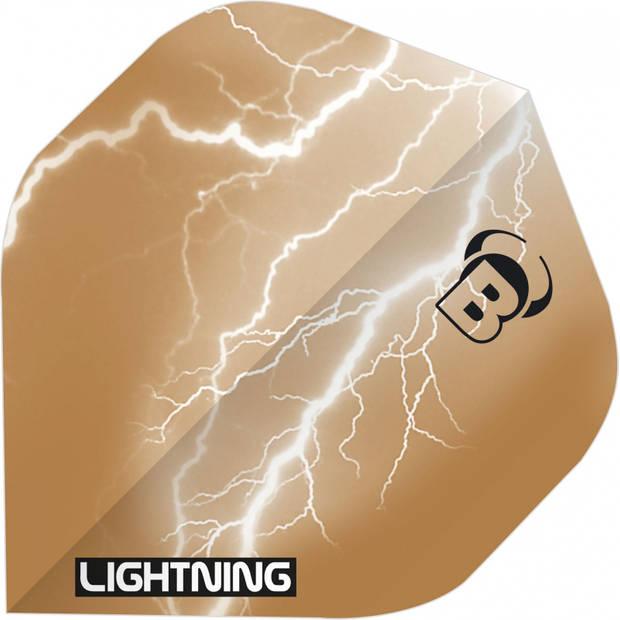 Bull's flights Lightning A-Standard 100 micron bruin