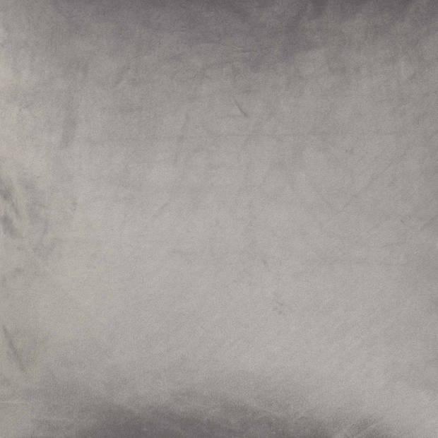 Dutch Decor Kussenhoes Finn 45x45 cm taupe