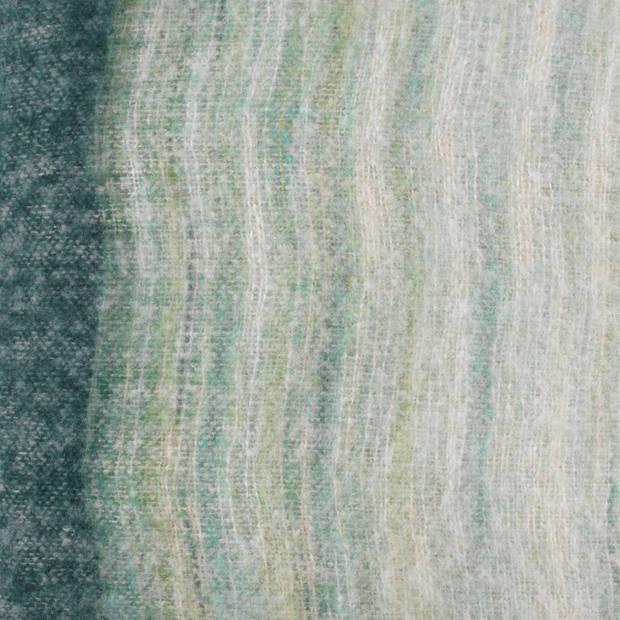 Dutch Decor Sierkussen Jasper 45x45 cm groen multi