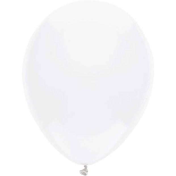 Haza Original Ballonnen Wit 10 stuks