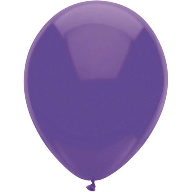 Haza Original Ballonnen Paars 10 stuks