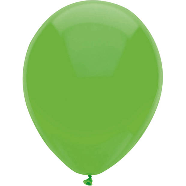 Haza Original Ballonnen lichtgroen 10 stuks
