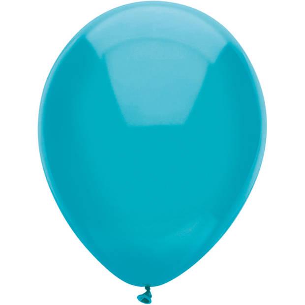 Haza Original Ballonnen Teal 10 stuks