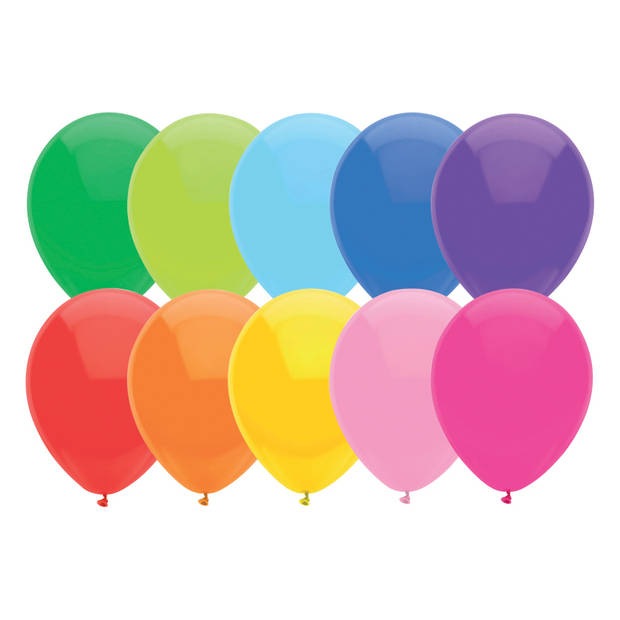Haza Original Ballonnen multicolor 20 stuks