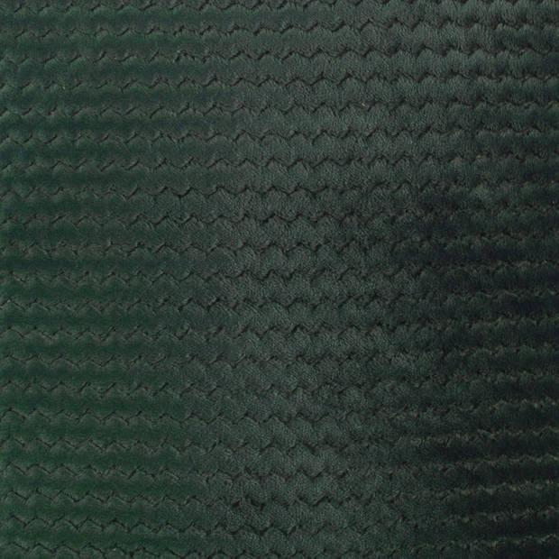 Dutch Decor Sierkussen Mara 45x45 cm groen