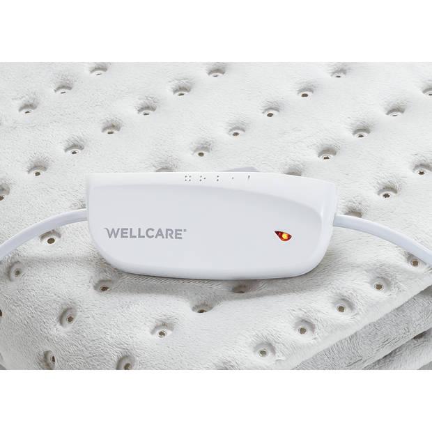 wellcare 4D DWF elektrische deken cosy 1-p