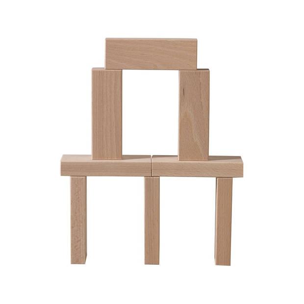 Haba Education - Building Kit Panels, 14 pieces