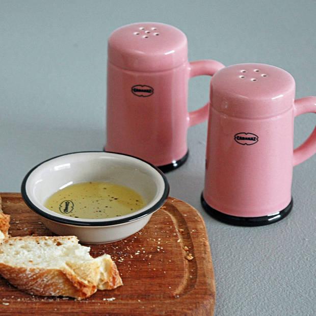 Cabanaz Retro Peper & Zoutstel Cinnamon Pink