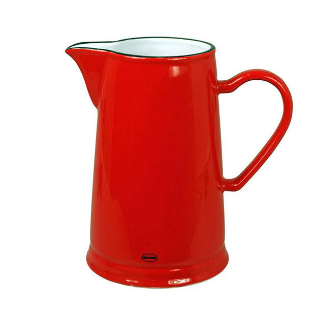 Cabanaz Retro Waterkan 1.6 L Vintage Scarlet Red