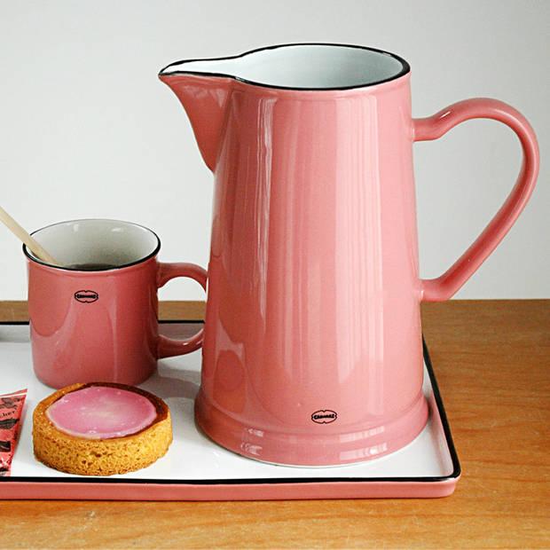 Cabanaz Retro Waterkan 1.6 L Vintage Cinnamon Pink