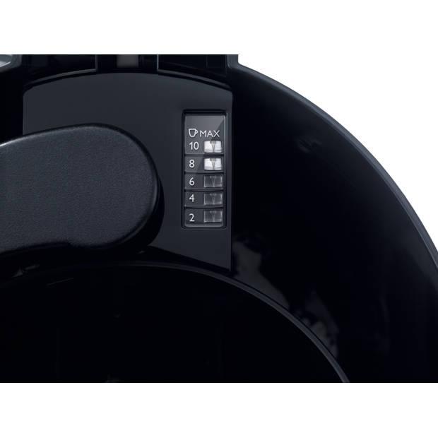 Philips filterkoffiezetapparaat Daily Collection HD7459/20 - zwart/metaal