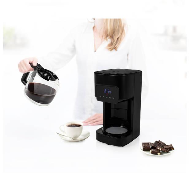 Princess koffiezetapparaat Deluxe Black Steel