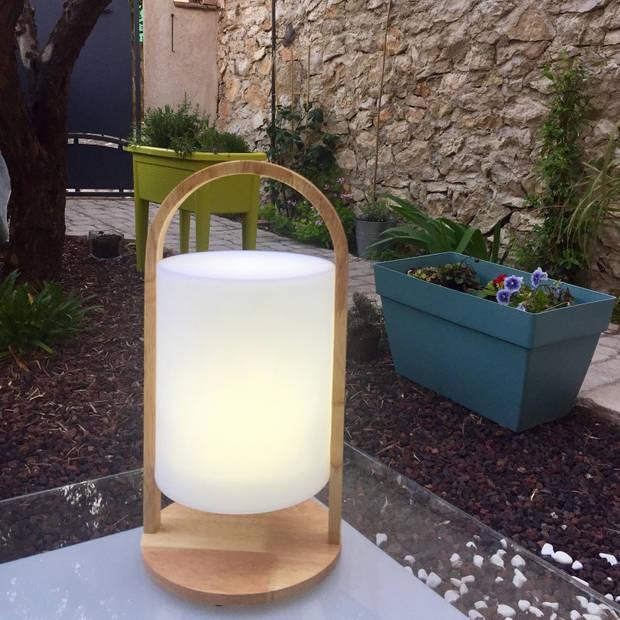 Lumisky led tafellamp woody