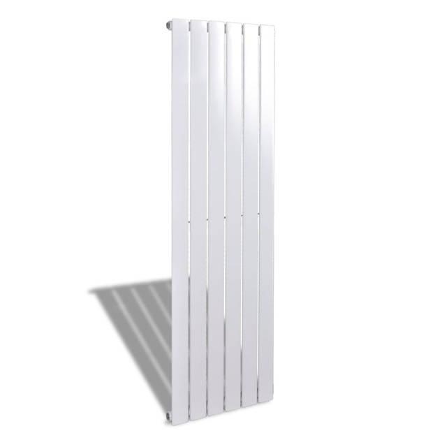 vidaXL Radiator-/verwarmingspaneel wit 465x1500 mm