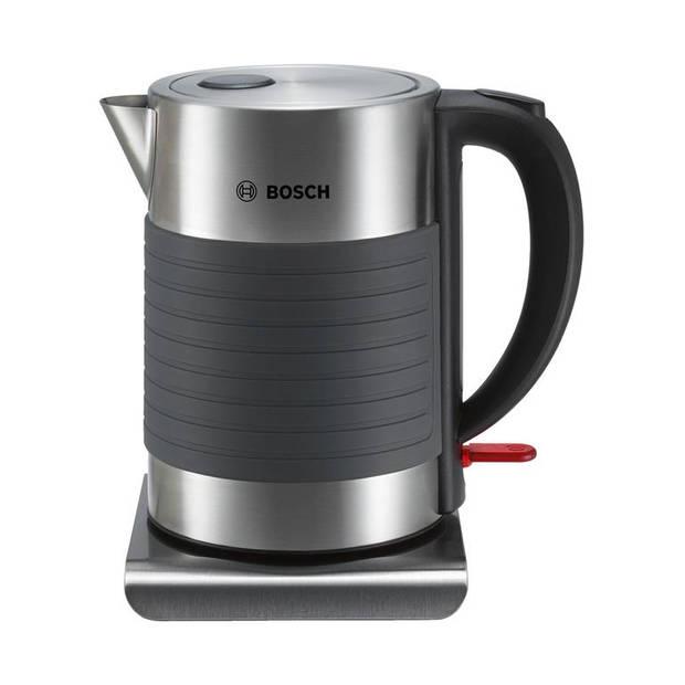 Bosch - TWK7S05 Waterkoker zwart/rvs