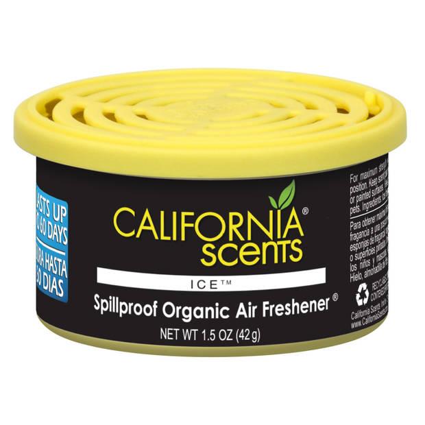 California Scents luchtverfrisser Ice 42 g