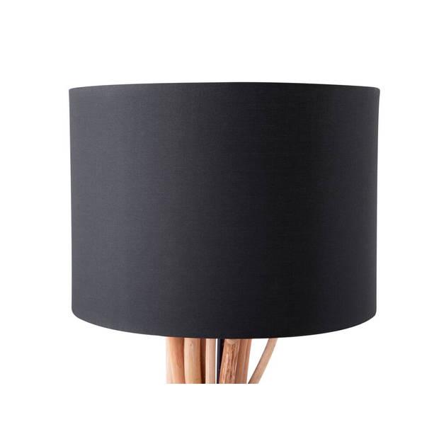 Beliani APARIMA Tafellamp Metaal 35 x 35 cm