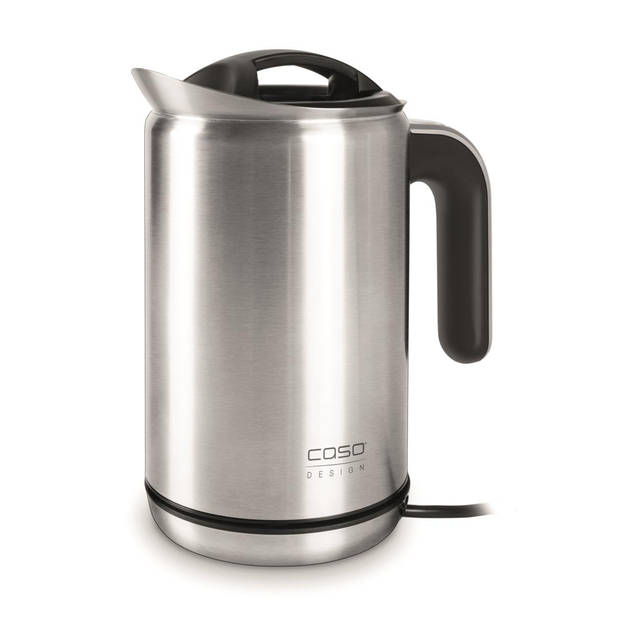 CASO WK Cool Touch - Waterkoker - 1,4L - Temperatuurinstelling - RVS