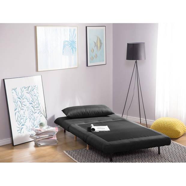 Beliani SETTEN Slaapbank Polyester 64 x 104 cm