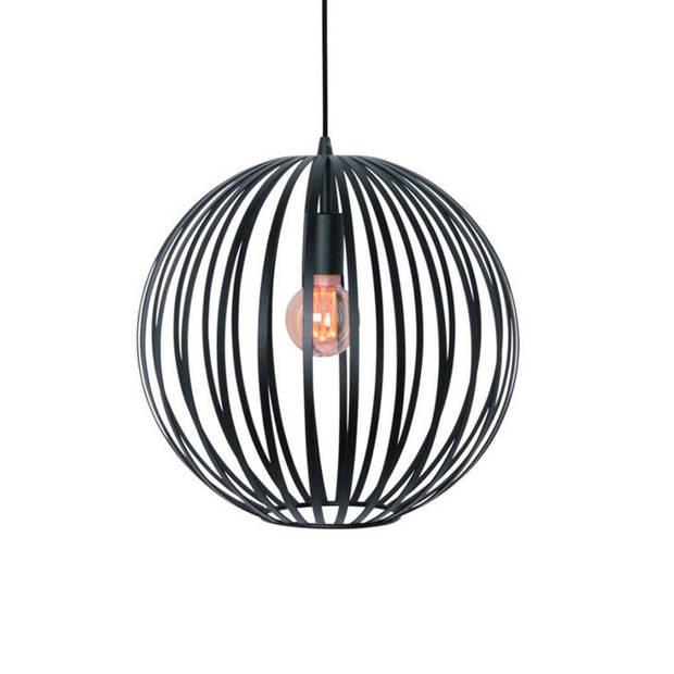 Freelight Hanglamp Tres 30 cm zwart