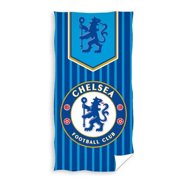 Chelsea FC strandlaken - 100% katoen - 70x140 cm - Multi