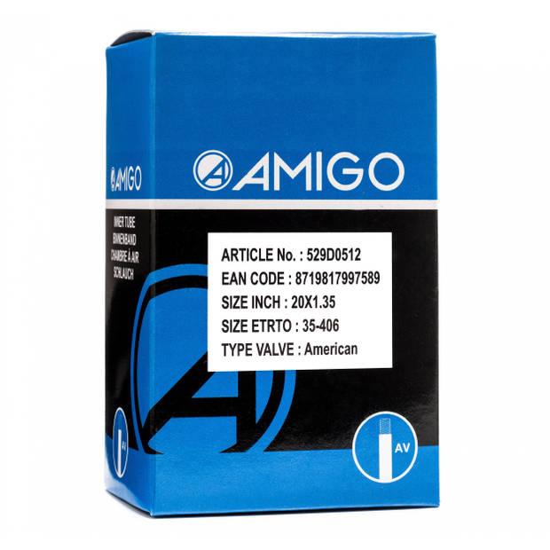 AMIGO Binnenband 20 x 1.35 (35-406) AV 48 mm