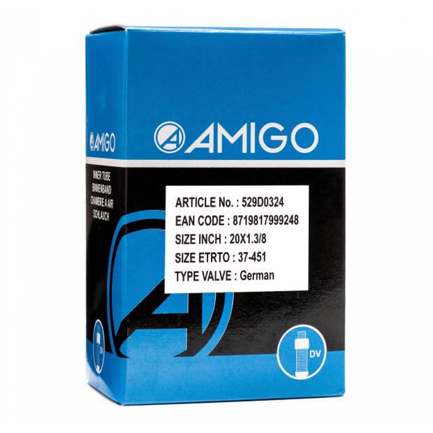 AMIGO Binnenband 20 x 1 3/8 (37-451) DV 45 mm