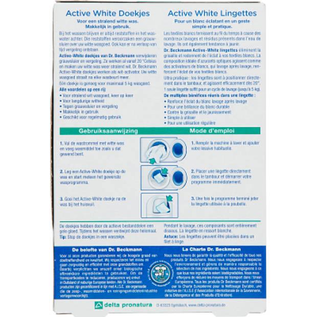 Dr. Beckmann Active White