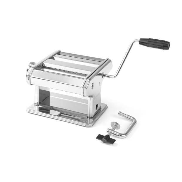 Pastamachine RVS 2-in-1 - pastaroller / pastasnijder