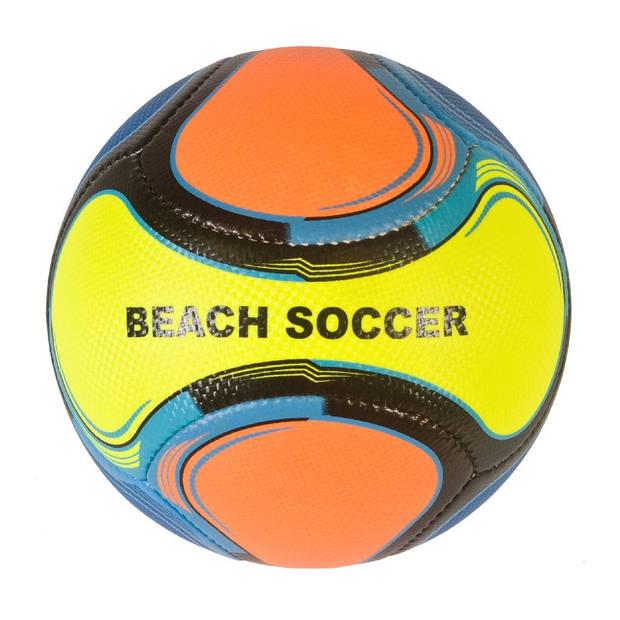 SportX strandvoetbal 280-300 gram maat 5