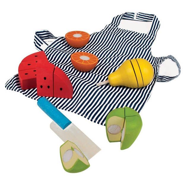 Bigjigs Cutting Fruit Chefs Set