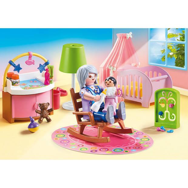 PLAYMOBIL Dollhouse babykamer 70210