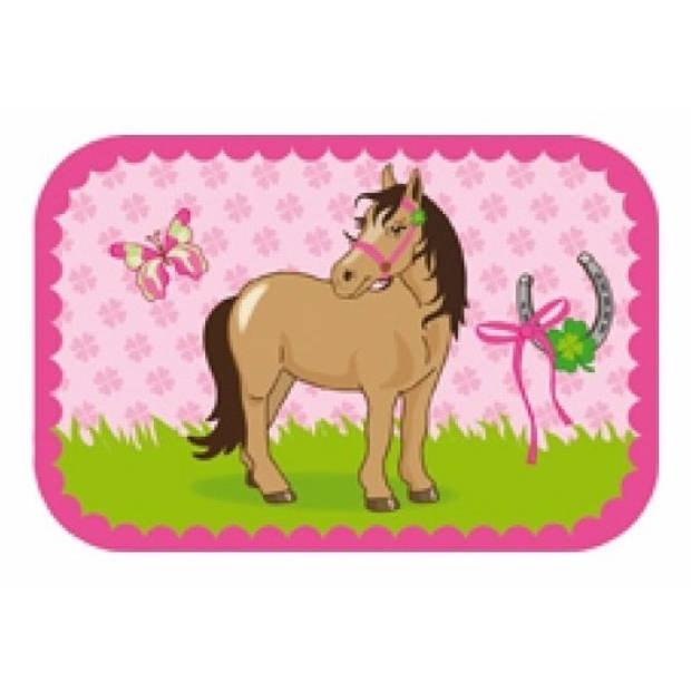Paarden kinderpleisters 20 stuks