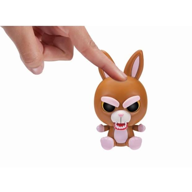 Disney Feisty Pets - Vicky Vicious 11 cm bruin