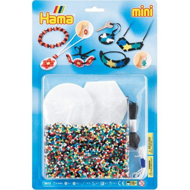 Hama mini strijkkralen Sieradenset 5615