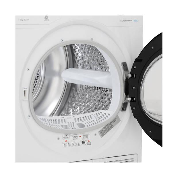 Beko DR8534GX0 warmtepompdrogers - Wit