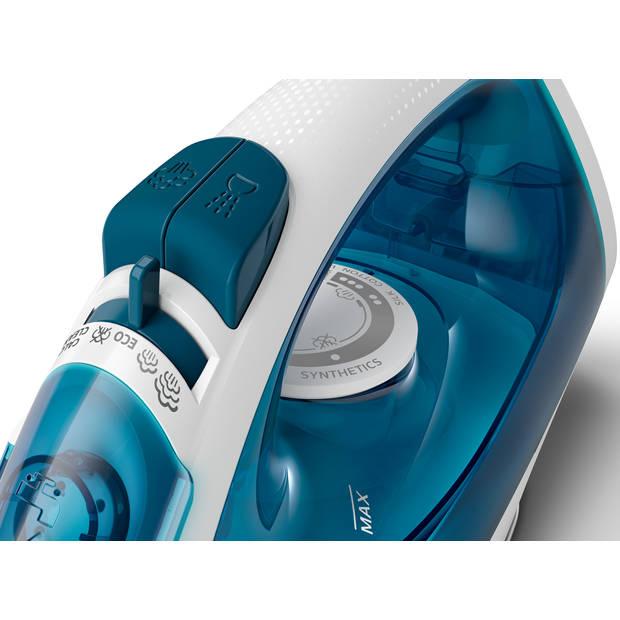 Philips stoomstrijkijzer EasySpeed GC1750/20 - blauw