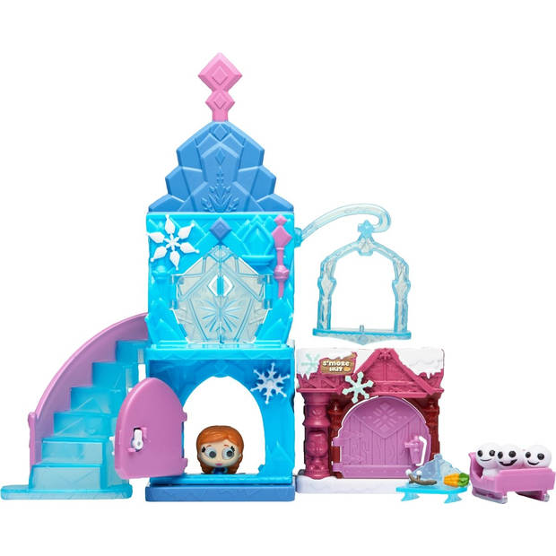 Disney Doorables - Frozen IJskasteel junior blauw/paars