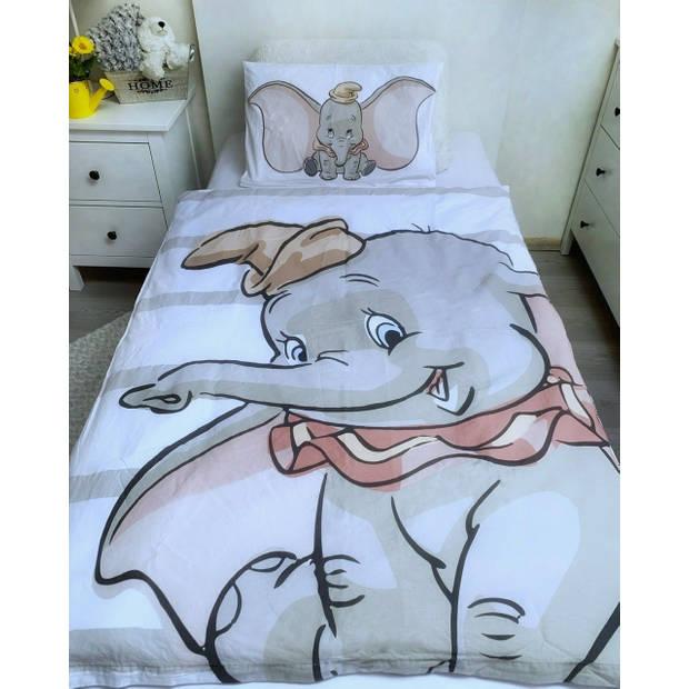 Disney Dumbo Little One BABY Dekbedovertrek - 100x135 cm - Multi