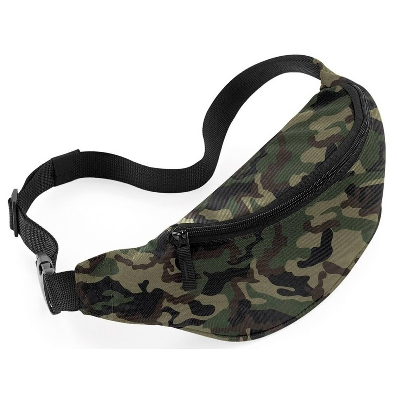Korting Heuptasje buideltasje Camouflage leger Print 38 Cm Festivaltasjes Outdoor