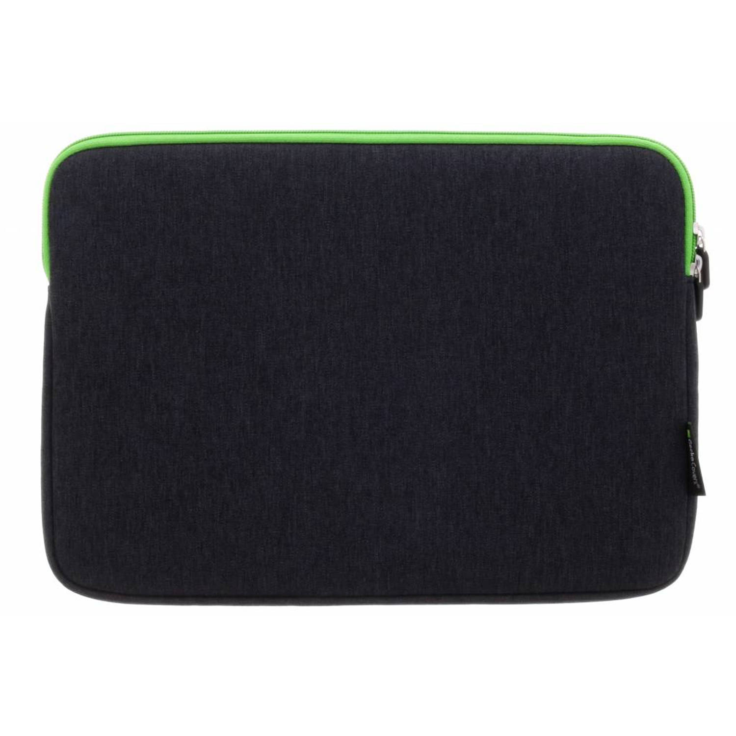 Gecko Covers Donkergrijze Universal Zipper Laptop Sleeve 11 12 Inch